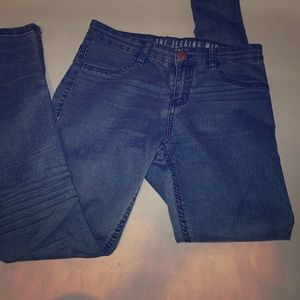 cotton on the jogging mid rise jeans